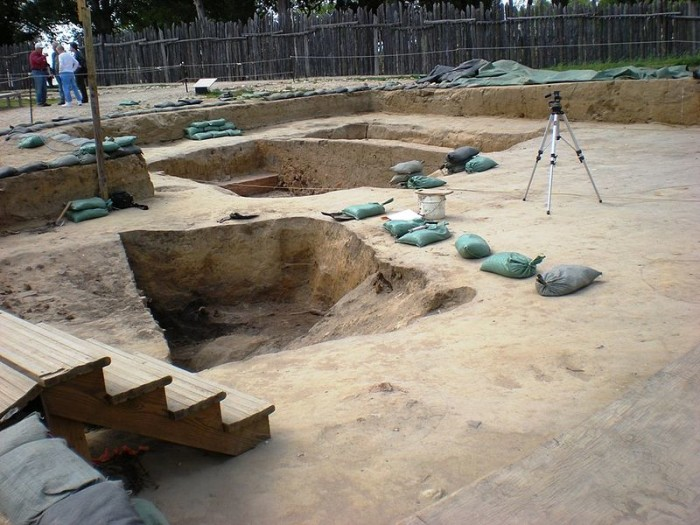14. July 28, 2015: Archaeologists in Jamestown announced that they had identified the remains of 4 men thought to be some of the earliest leaders in the colony that served as the foundation of our nation.