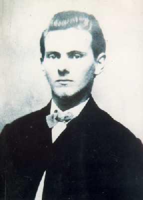 1. Jesse James