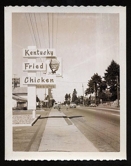 8) Kentucky Fried Chicken