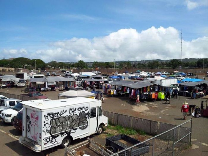 kam super swap meet oahu