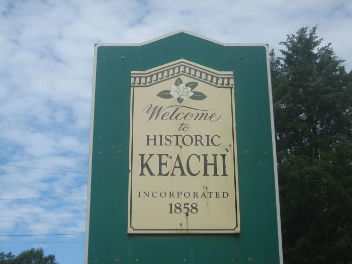 5) Keachi