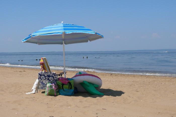 4. Keansburg Beach