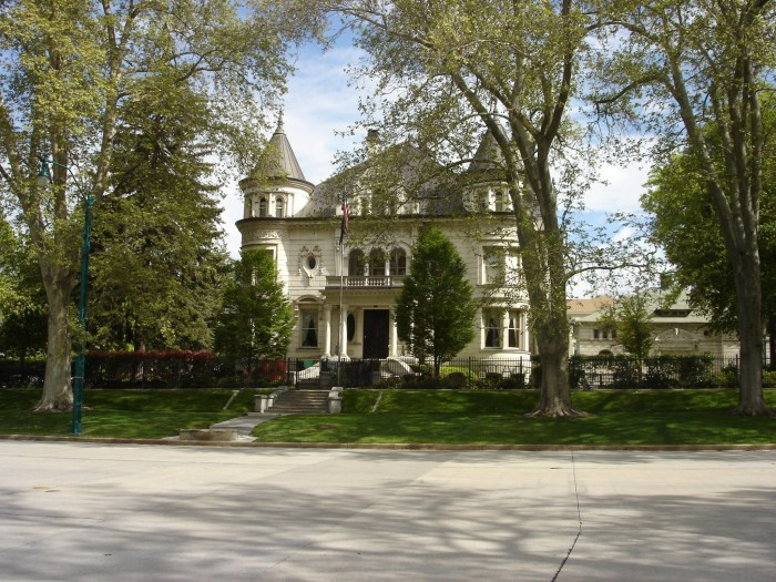 5) Kearns Mansion, Salt Lake City