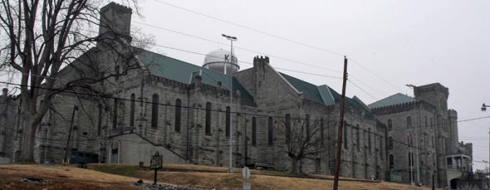 5) Kentucky State Penitentiary Eddyville