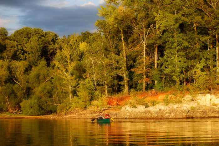 These 16 amazing spots in virginia are perfect to go fishing for Kerr lake fishing hot spots