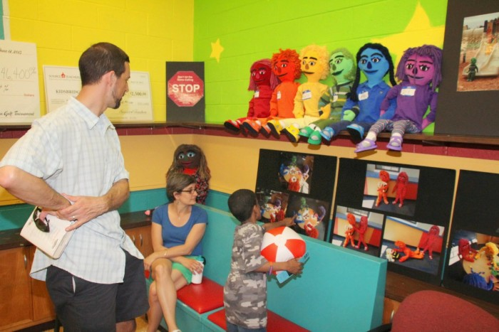 7. Kidsbridge Tolerance Museum, Ewing