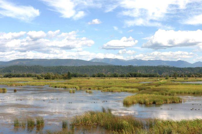 5. Kootenai National Wildlife Refuge