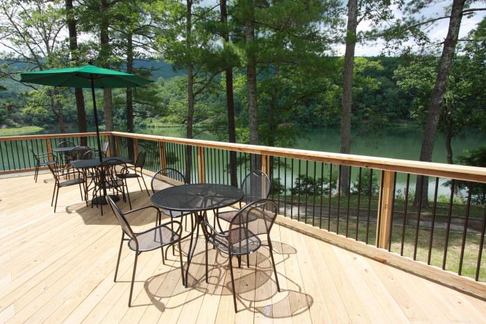 13. Lakeview Restaurant at Douthat State Park, Millboro