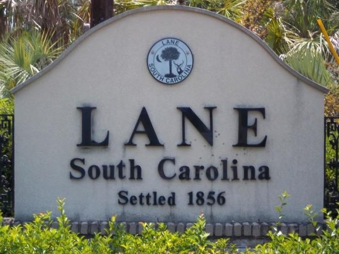 14. Lane
