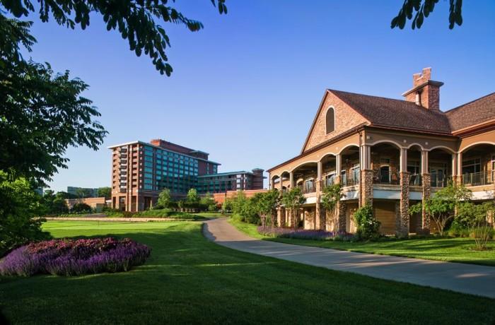 6. Lansdowne Resort, Leesburg