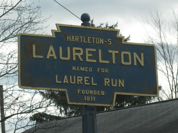 10. Laurelton