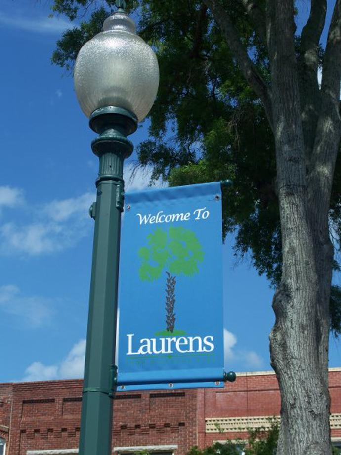 10. Laurens