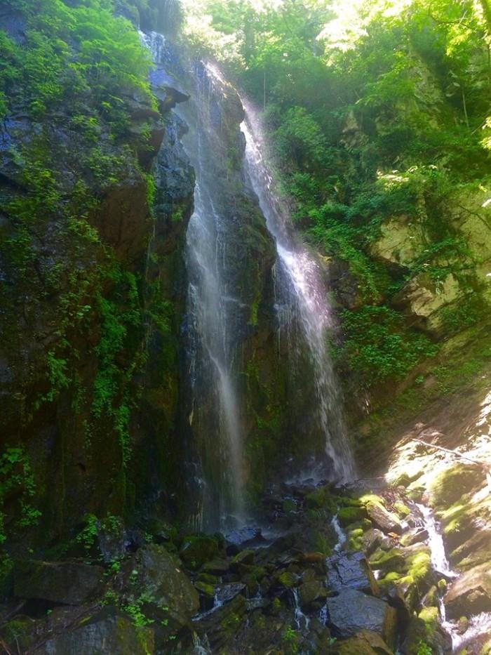 12. Lee Falls, Tamassee