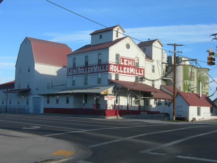7) Lehi: Population 49,375