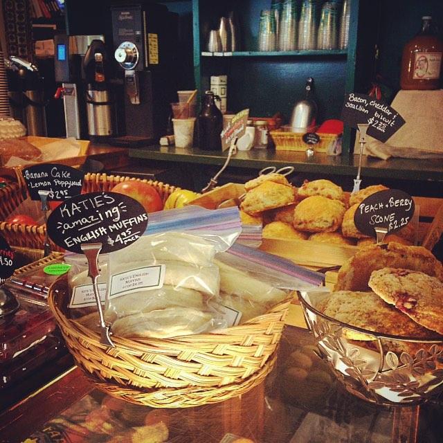Locke Store baked goods