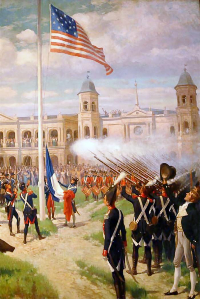 April 30, 1803 – Louisiana Purchase