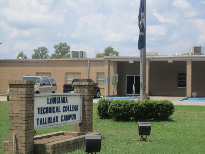 1) Tallulah, Madison Parish
