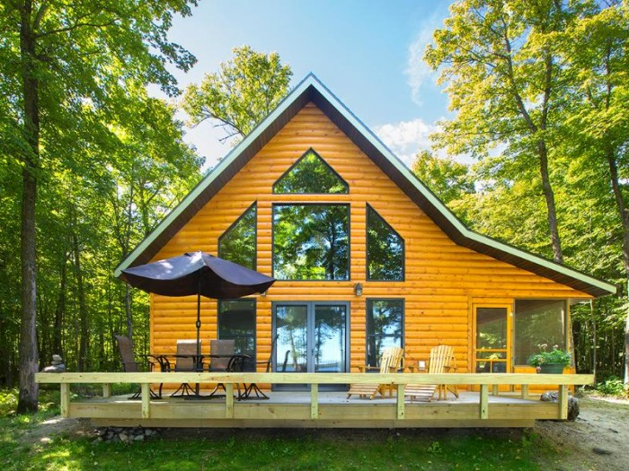 rent for rustic rust lake front vermilion pages minnesota cabins cabin