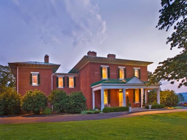 6. Marriott Ranch Bed and Breakfast, Hume