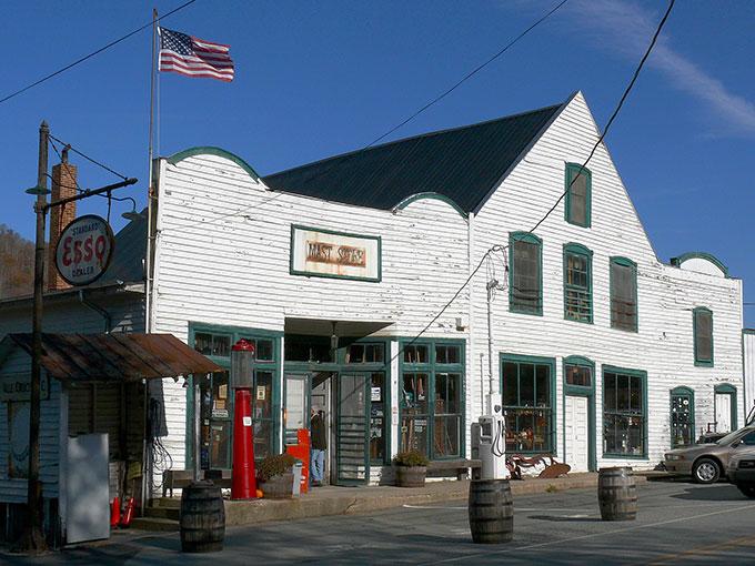 1. Mast General Store, Valle Crucis