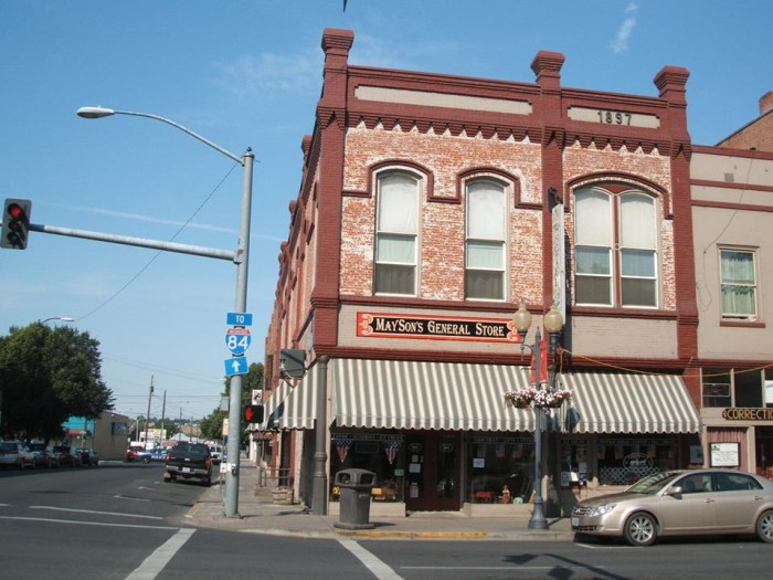 7) MaySon's Old Fashioned General Store, Pendleton