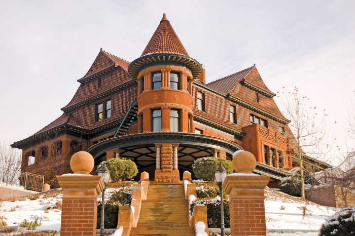1) McCune Mansion, Salt Lake City
