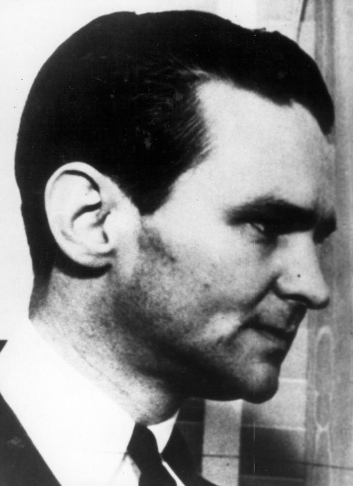 5. Melvin Purvis (Civil Servant/FBI Agent) 1903-1960