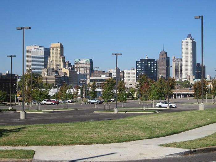 2) Memphis