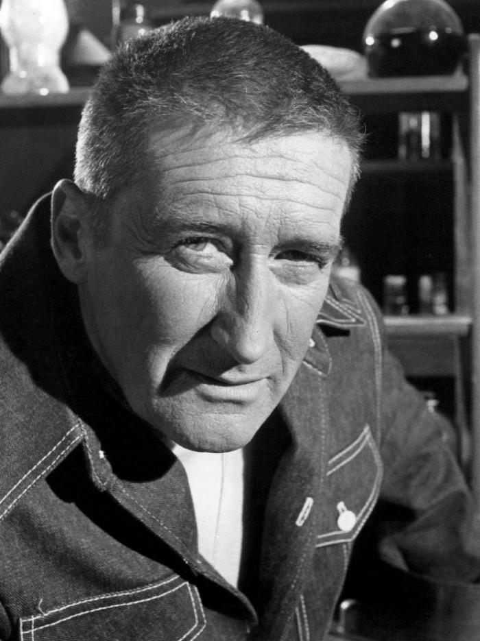 8. Mickey Spillane (Author) 1918-2006