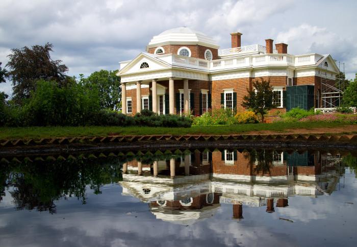 11. Monticello, Albemarle County