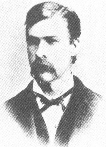 2. Morgan Earp, 1882