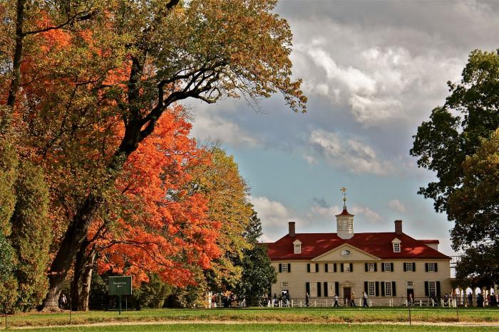 10. Mount Vernon, Fairfax County