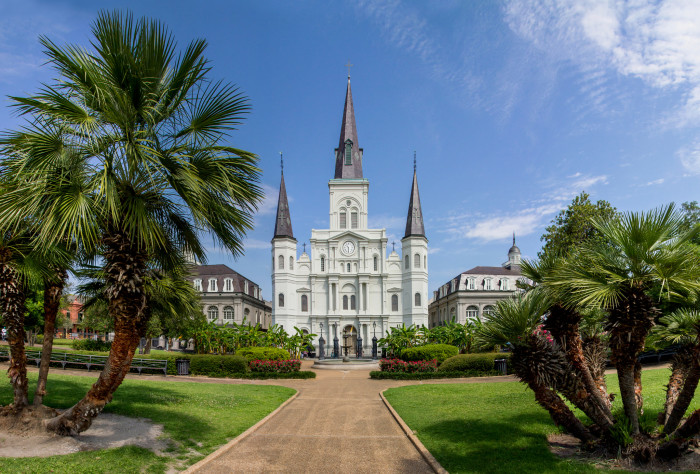Best Place for Art and Culture – New Orleans
