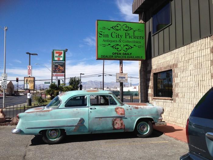 6. Sin City Pickers Antique Mall - Las Vegas, NV