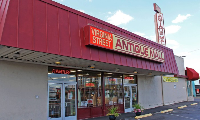 Virginia Street Antique Mall (Reno) - TripAdvisor