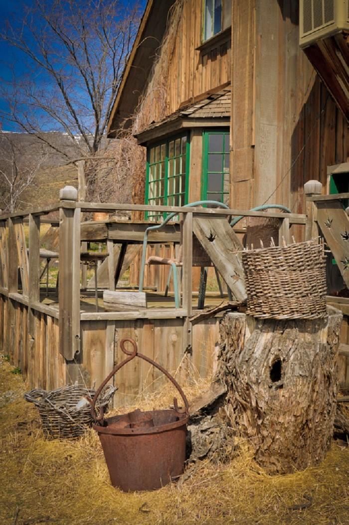 8. Old Pioneer Garden Country Inn - Unionville, NV