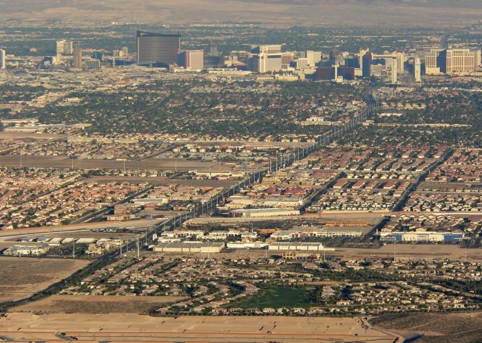 10. Spring Valley, NV - Population 178,673