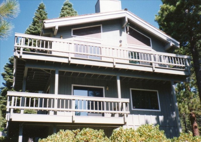 4. Incline Village Mountain Home