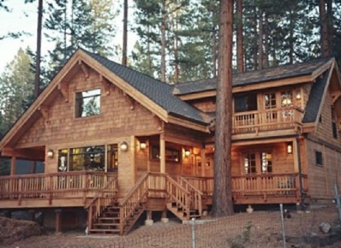 1. Cabin in Zephyr Cove