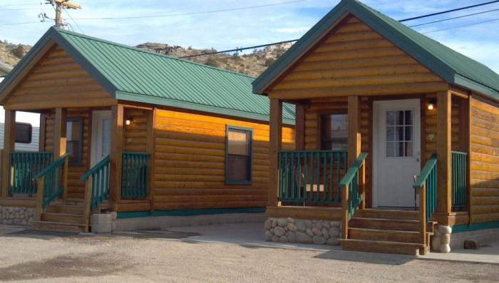 5. Wright's Country Cabins - Pioche