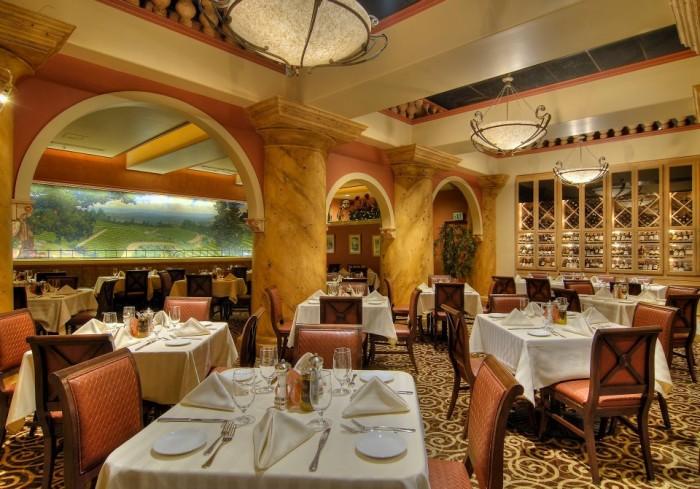 10 Mouthwatering Italian Restaurants In Nevada