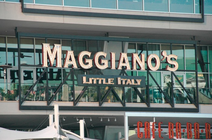 3. Maggiano's Little Italy - Las Vegas, NV