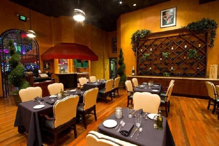 2. Ti Amo Italian Grille - Carson City, NV
