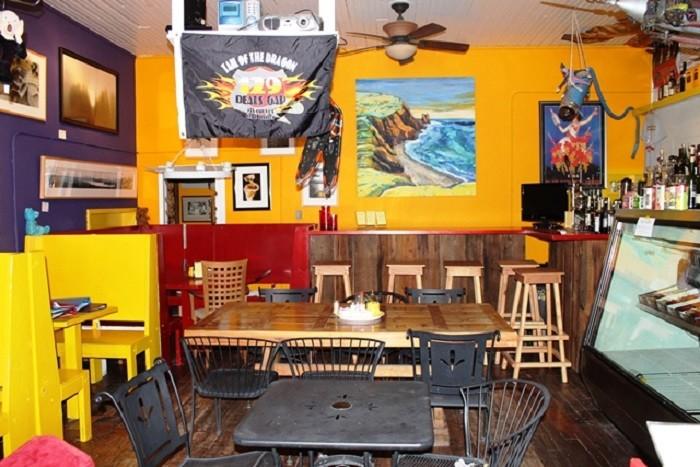8. LectroLux Cafe - Baker, NV
