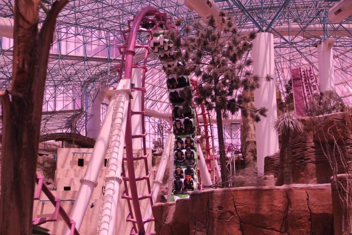 5. Visit an indoor theme park.