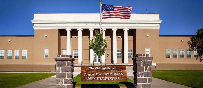 9. Fallon - Churchill County School District