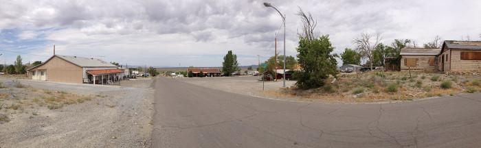 7. Gabbs, NV (Population 269)