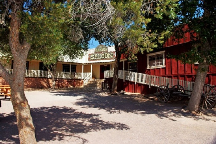 1. Blue Diamond - Bonnie Springs Ranch
