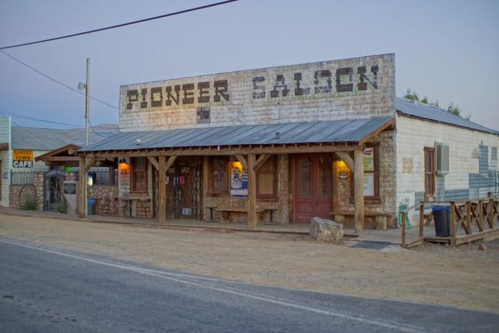 8. Goodsprings - Pioneer Saloon