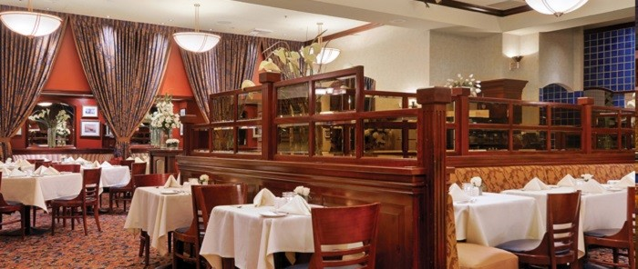1. Sterling's Seafood Steakhouse - Reno, NV